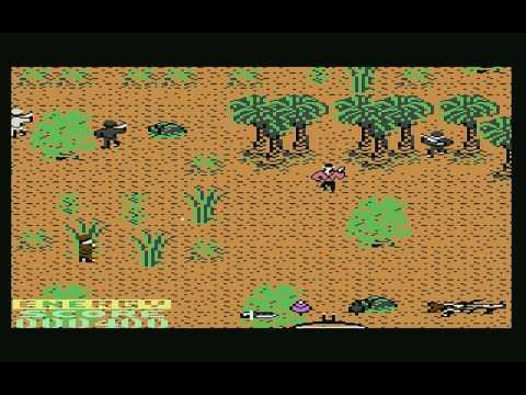c64 music & longplay: Rambo - First Blood Part II
