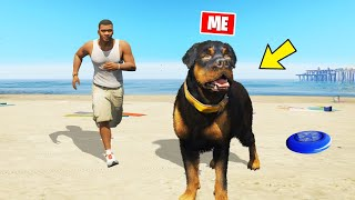 Playing As ANY ANIMAL in GTA 5!