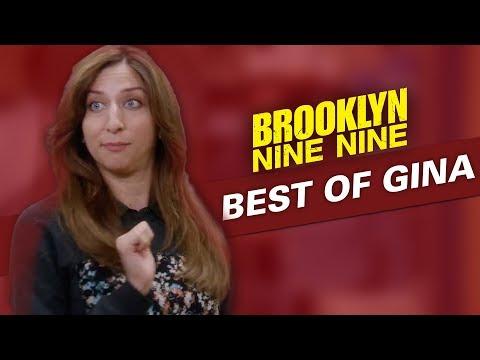 The Best Of Gina   Brooklyn Nine-Nine