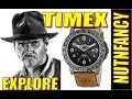 Indiana Jones' Watches by Timex: Expedition Metal