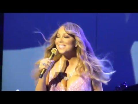 Mariah Carey - Always Be My Baby (Sweet Sweet Fantasy Tour) - Oslo