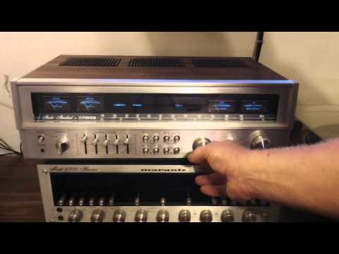 Studio Standard By FISHER RS-2007 Stereo Receiver. Rebuilt, Re-lamped And Re-capped. ZCUCKOO