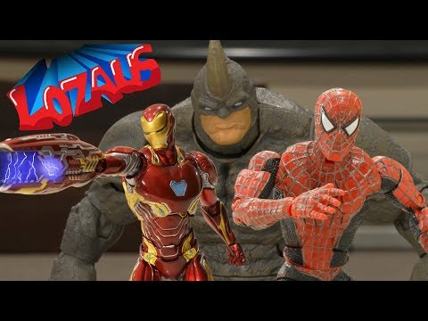 SPIDERMAN Stop Motion Action Video Part 19 Trailer