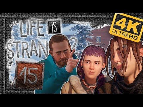LIFE IS STRANGE 2 🐺 #15: Kleinkarierter Hetzer vs. Punker thumbnail