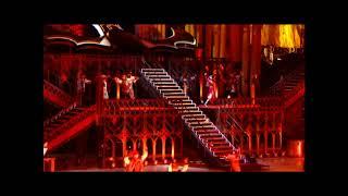 """Ледовое шоу Авербуха """"Ромео и Джульетта"""".  Бал у Капулетти."""