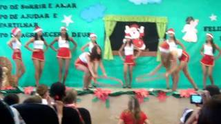 Remix  coreografia Jingle Bells