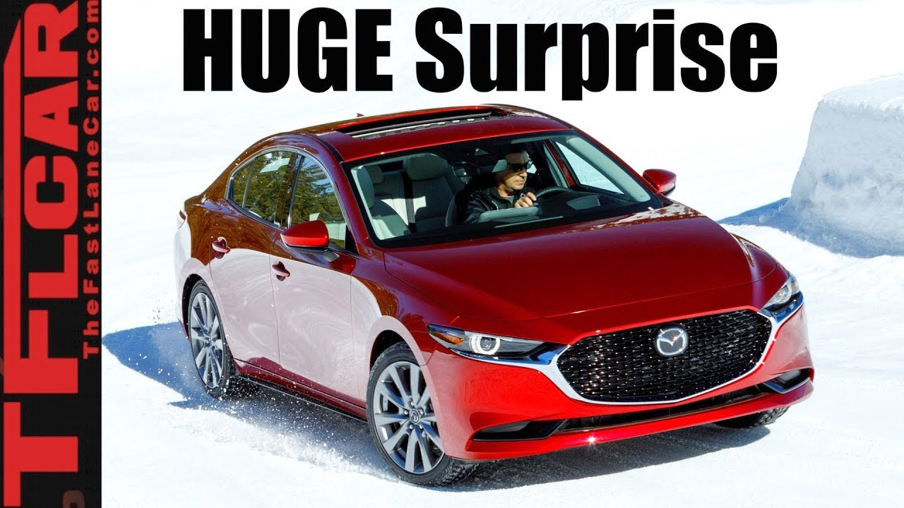 This New Mazda 3 Is Not What We Expected 2019 Awd Review