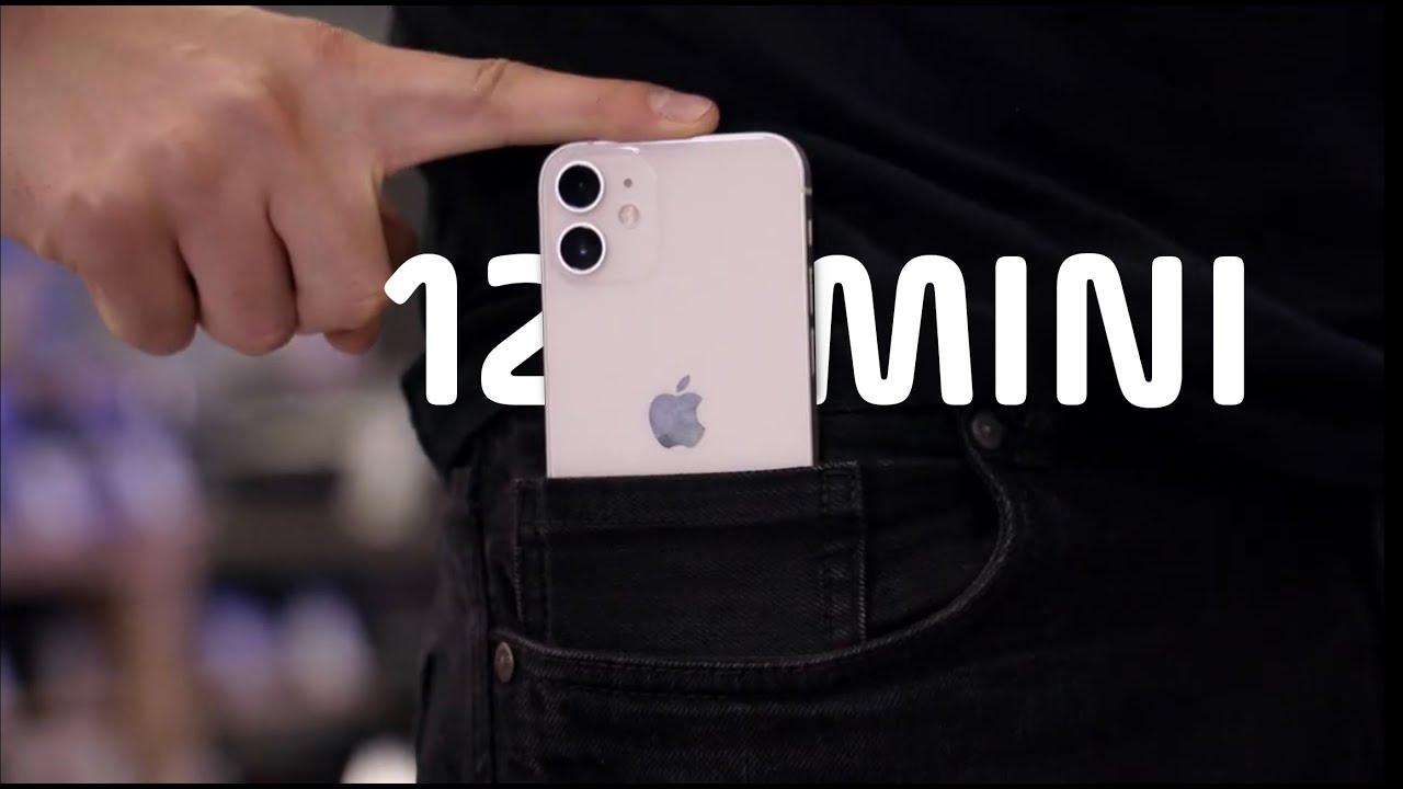 O zi cu iPhone 12 Mini (review română)