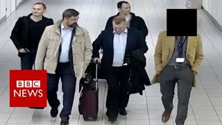 Russia 'targeted chemical weapons body' - BBC News