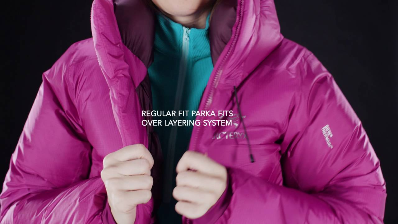 627cd3c54d F16 WOMENS Firebee AR Parka – Violet Wine - YouTube