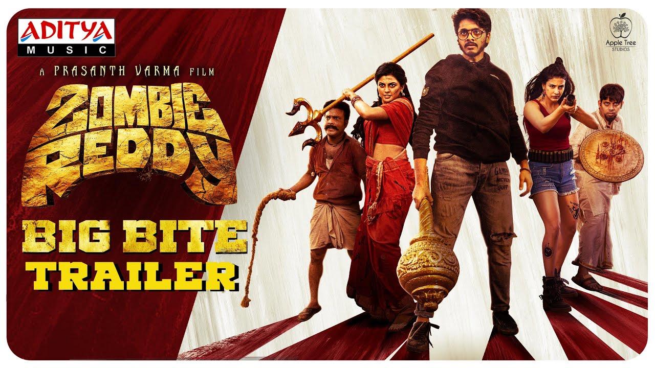 Download #ZombieReddyTrailer   A Prasanth Varma Film   Teja Sajja   Raj Shekar Varma   Mark K Robin