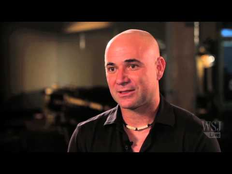 Andre Agassi Discusses Beating Jim Brown in Tennis as a 9-year-old