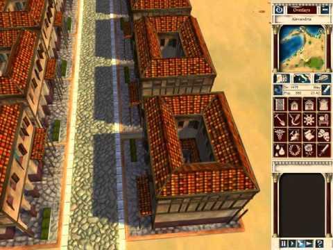 Caeser IV Empire Campaign Episode 5 Alexandria