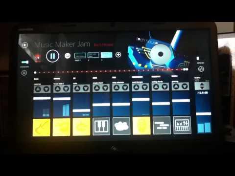 Music maker jam rap