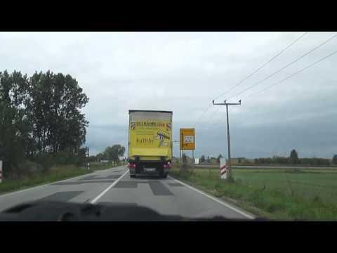 Fahrt von Wolgast nach Greifswald 04.09.2013