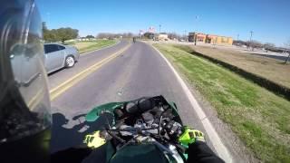 Riding in Carencro Louisiana