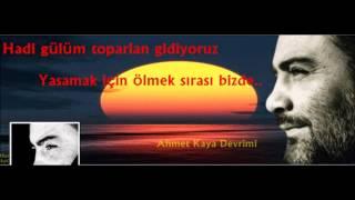 Ahmet Kaya ★ Sen İnsansın Resimi