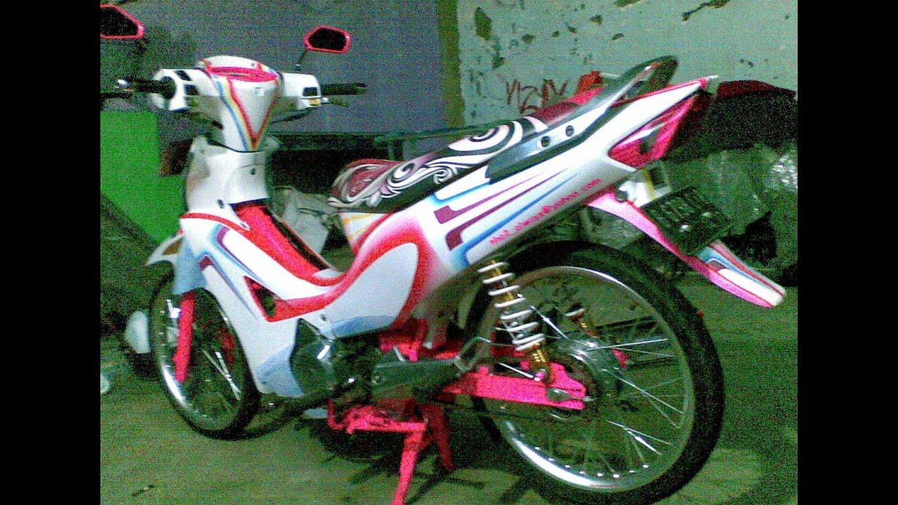 Modifikasi Motor Honda Karisma X 125d Kumpulan Modifikasi Motor