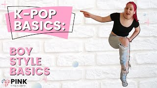K-Pop Basics: Boy Style