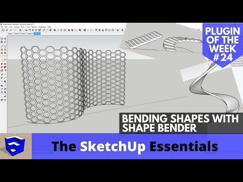 Download How To Use Plugin Wires In Sketchup MP3, 3GP, MP4