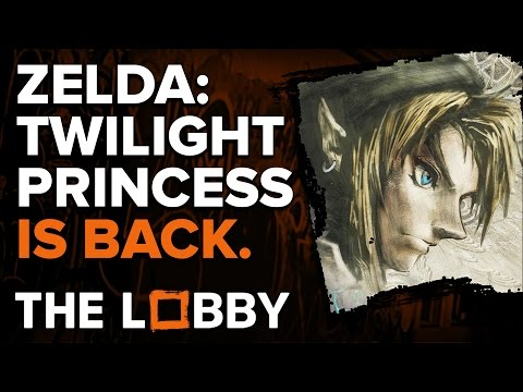 Twilight Princess is Back! - The Lobby