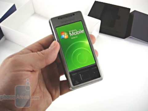 Hands-on with Sony Ericsson XPERIA X1