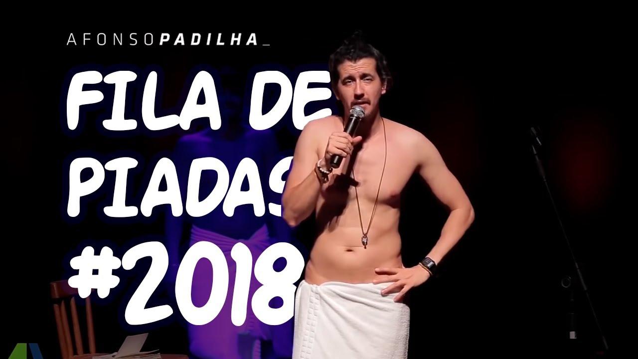 AFONSO PADILHA - FILA DE PIADAS #2018