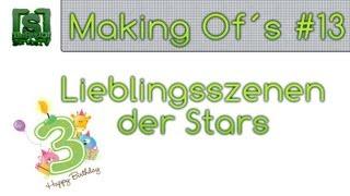 Making Of´s [Folge 13 - 3 Jahre TBOSTV] - S 01: Lieblingsszenen der Stars