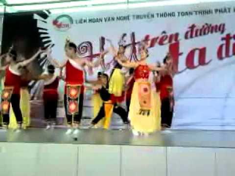 Trường Lê Quý Đôn - Múa Con Rồng Cháu Tiên (Đồng Nai)
