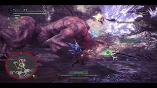 One shot Behemoth kill with community players