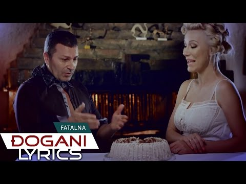 DJOGANI - Fatalna - Lyrics video