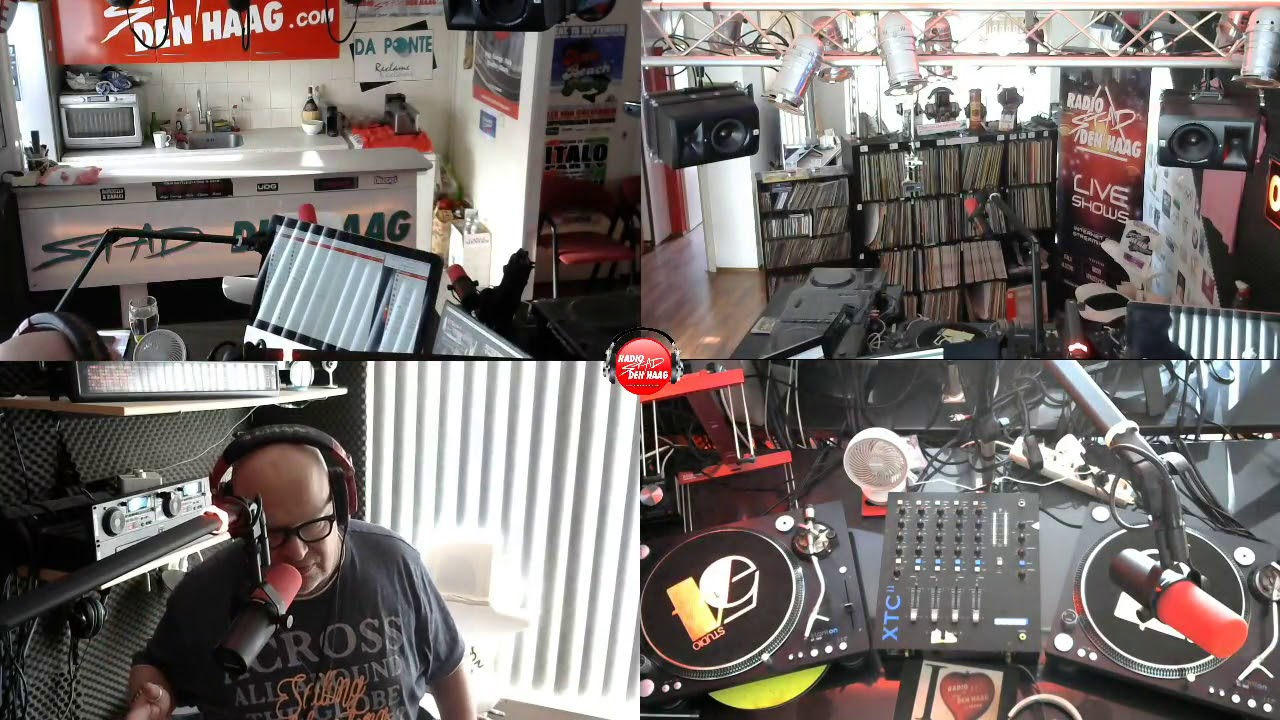 Radio Stad Den Haag - Freewheel Show (June 29, 2020).