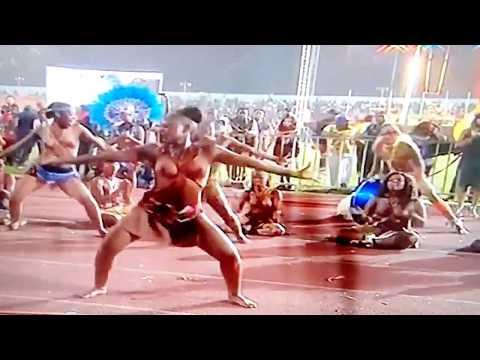 Африканские танцы, фестиваль в Калабаре