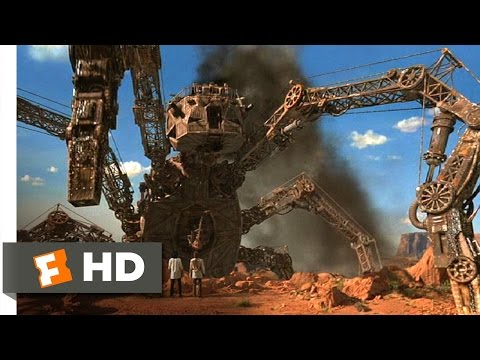 Wild Wild West (8/10) Movie CLIP - 80 Foot Tarantula (1999) HD