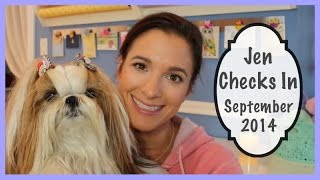 Jen Checks In: Keeping It Real (September 2014) Thumbnail