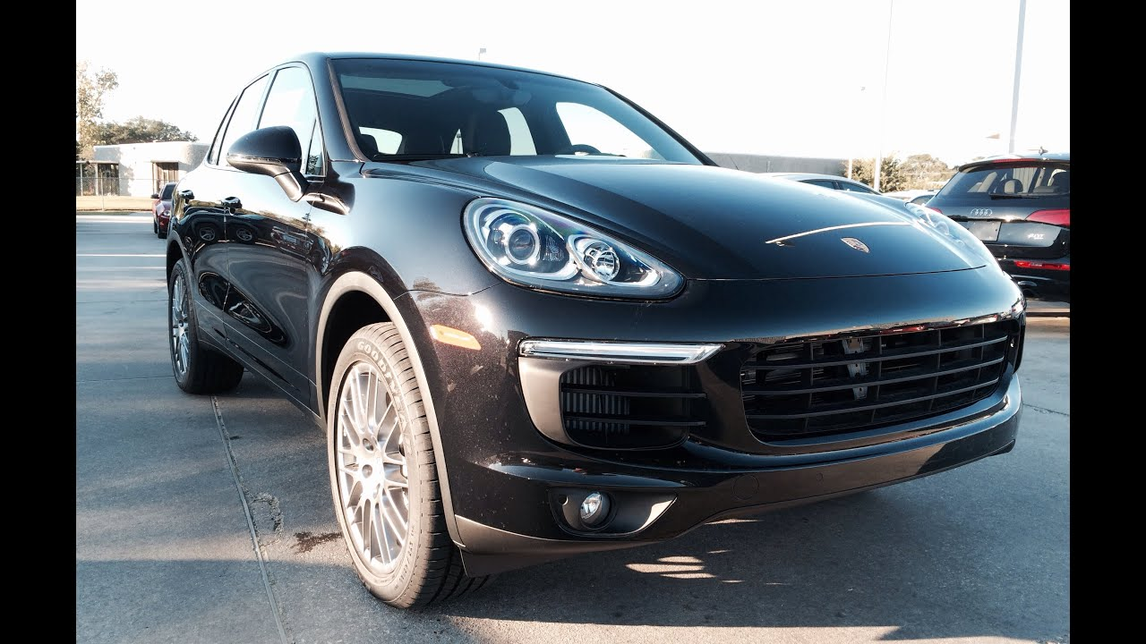 2016 Porsche Panamera Gts >> 2015/2016 Porsche Cayenne S Full Review /Exhaust /Start Up ...