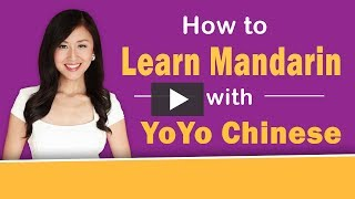 How to Learn Mandarin with Yoyo Chinese | Full Courses Preview
