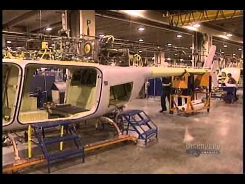 كيفية تصنيع (المروحيات) طائرات الهليكوبتر - How Helicopters are Made