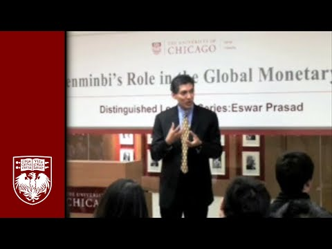 The RMB's Role in the Global Monetary System