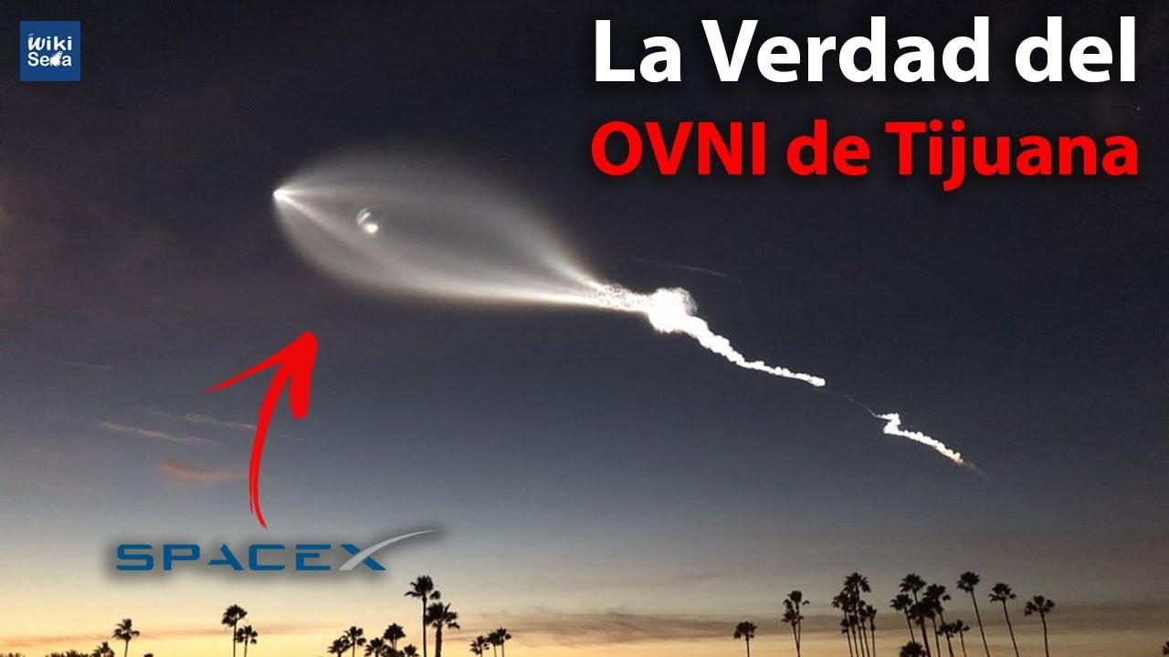 La Verdad del OVNI de Tijuana