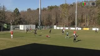 Promozione Girone C - Monterotondo-C.S.Lebowski 1-1