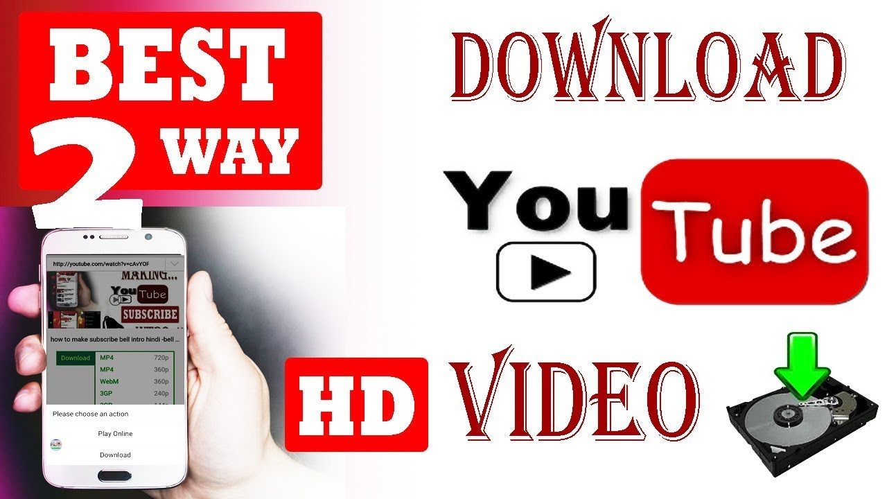 How To Download Youtube Video On Android Phone Without Any App Hindi Youtube