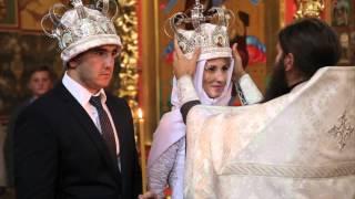 Венчание в храме прп.Сергия Радонежского на Рязанке