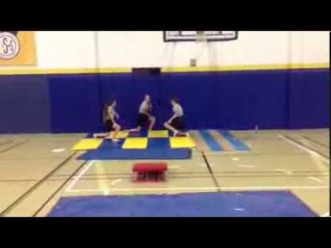Evenor's group gymnastics