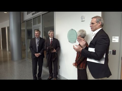 Press Conference - Public Safety Building Achieves LEED Platinum Rating