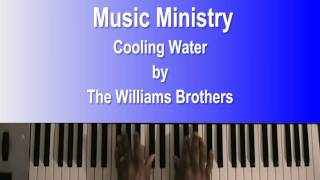Cooling Water by The Williams Brothers - FREE TUTORIAL