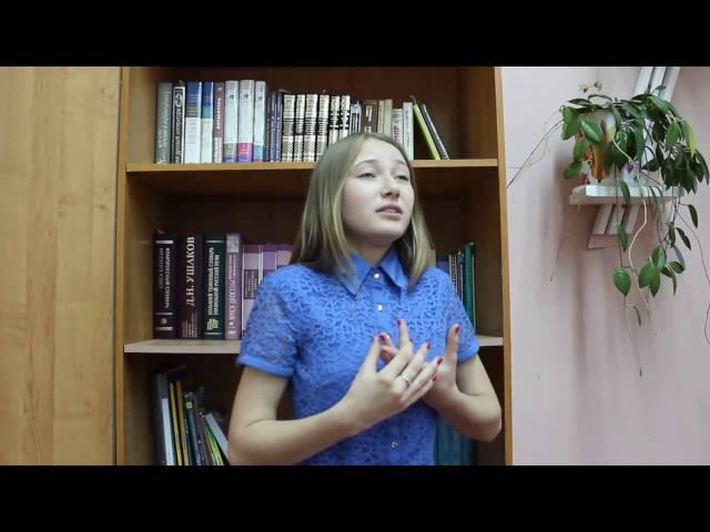Изображение предпросмотра прочтения – ЕвгенияМельникова читает произведение «Да, можно любить, ненавидя...» В.Я.Брюсова