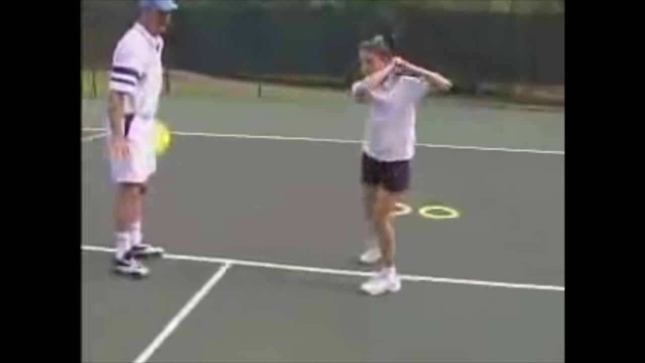 How to Learn to Position to a Tennis Ball (Part 1)