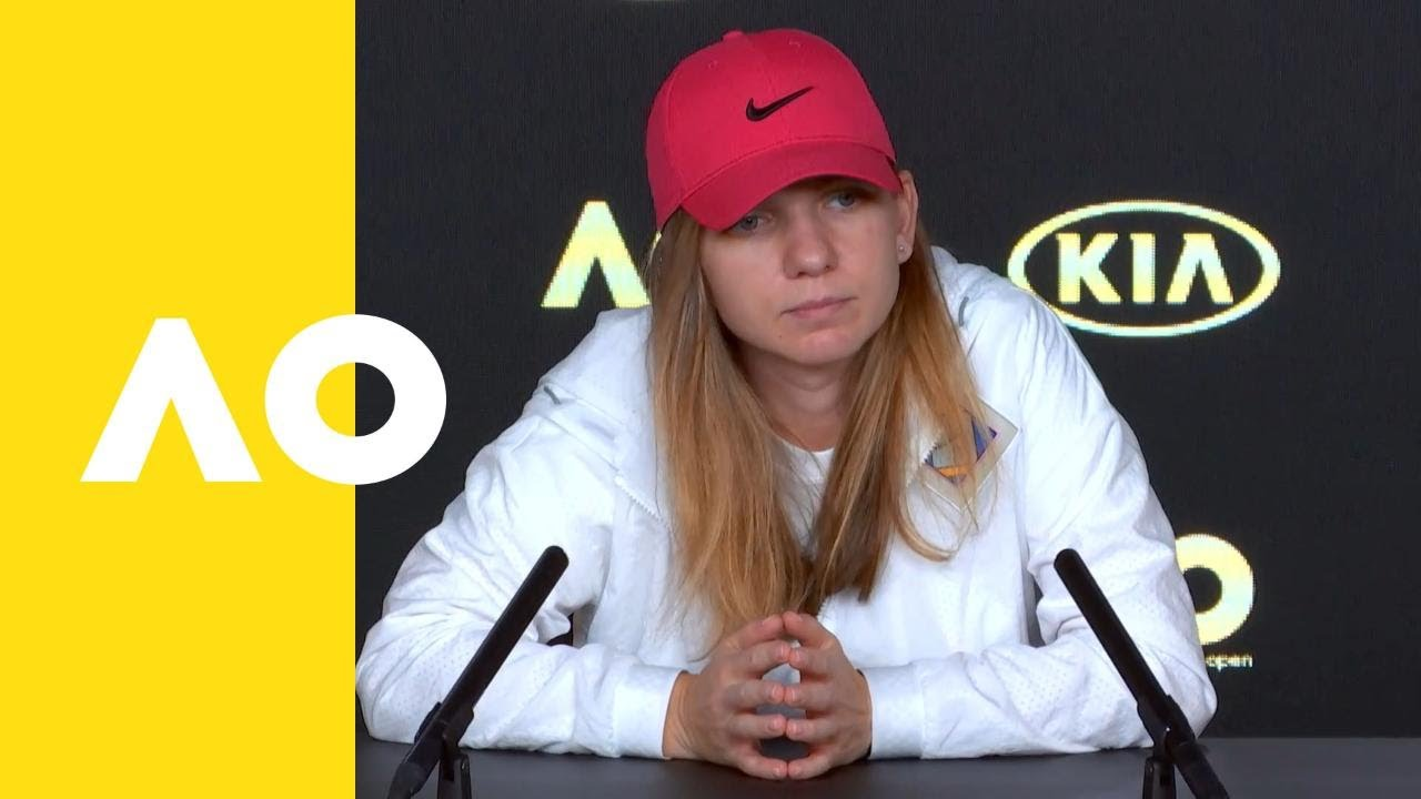 Simona Halep pre-event press conference | Australian Open 2019