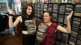 Our Record Store CD Wall Tour